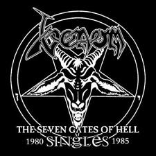 Venom - The Seven Gates Of Hell: The Singles 1980-85 (NEW CD)