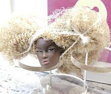 Integrity Toys Meteor Keeki Adaeze STILL POPPIN' DOLL HEAD ONLY Dark A Tone Skin
