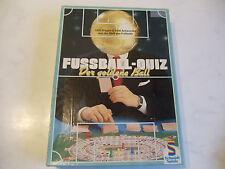 Brettspiel: Der goldene Ball (Fußball-Quiz, gebraucht)