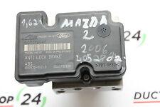 2006 Mazda 2 ABS Block 10.0970-0121.3 / 4S61-2M110-AC