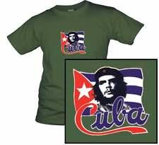 T-SHIRT CHE GUEVARA Ernesto Cuba Bolivia Cuba Student medico medicina Argentina