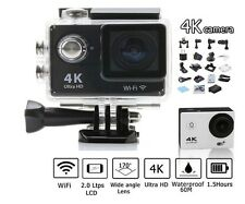 PRO CAM SPORT ACTION CAMERA 4K WIFI ULTRA HD 16MP VIDEOCAMERA