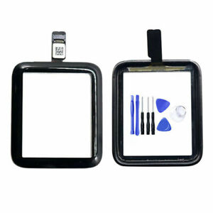 38mm 42mm Front Glass Touch Screen Digitizer For Apple Watch Series 2 3