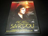 "DVD ""MICHEL SARDOU : NUMERO 1 UN"""