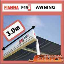 NEW FIAMMA F45S 3.0M 3m WIND OUT AWNING ANNEX FOR CARAVANS MOTORHOMES & VANS
