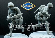 1/35 SCALA ww2 US RANGER del 2nd Battaglione-Normandia 1944 #3