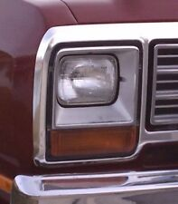 NEW 1X H4 EU HEADLIGHT 200MM Dodge Mirada Aries Ramcharger WITH E MARKS