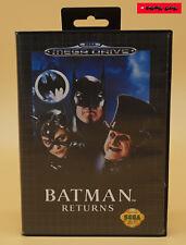 SEGA MEGA DRIVE - BATMAN RETURNS / 1992 / 16-Bit Cartridge mit OVP & Anleitung