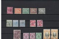 malaya mixed stamps ref r10458