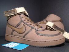 2003 Nike Dunk VANDAL HI CANVAS HEMP HAIGHT ST. BISON PAUL BROWN 306323-221 DS 9