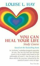 You Can Heal Your Life Study Course by Louise L. Hay (1988, Cassette) LN