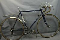 "1971 Stella Vintage Touring Road Bike 59cm Large 27"" Lugged Steel USA Charity!!!"