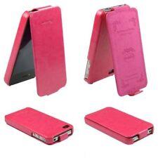 Carcasas, estuches y fundas de rosa de piel sintética para reproductores MP3 Samsung