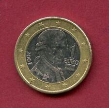 Pièces euro d'Autriche pour 1 euro
