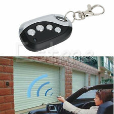 315Mhz Transmitter Garage Door Remote Control Fob 4 Channels Rolling Code