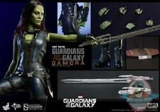 1/6 Marvel Guardians of the Galaxy Gamora Movie Masterpiece Hot Toys