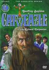Catweazle Series 1 + 2  The Complete Season One Two Region 2 DVD New