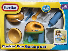 Little Tikes Cookin' Fun Baking Set, 10 Pieces