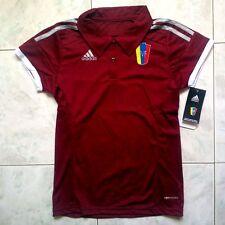 Venezuela Vinotinto Shirt Jersey 2015 Soccer Ladies Adidas NEW