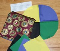 Squircle Change bag -- cloth squares turn round, and so does the Bag!!      TMGS