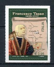 Italy 2017 MNH Franz von Taxis Francesco Tasso I de Tassis 1v S/A Set Stamps