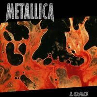 METALLICA load (CD, album, 1996) hard rock, heavy metal, very good condition