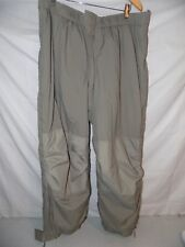ADS Primaloft GEN III Level 7 ECWCS Cold Trousers Pants Large Regular Gray L-R
