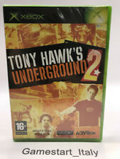 TONY HAWK'S UNDERGROUND 2 - XBOX - VIDEOGIOCO NUOVO SIGILLATO - NEW SEALED PAL