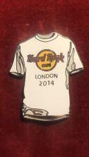 Hard Rock Cafe London Pin Limited Edition (HRC Classic Tee Pin 14 LON)