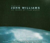ohn Williams - The Music of John Williams: 40 Years Of Film Music [CD]
