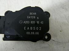 Mercedes Benz E220 125 KW Bj. 2006 Stellmotor Klimaanlage Heizung A2038201642