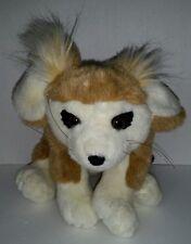 """Fennec Fox 11"""" Stuffed Plush Wildlife Animal 2006 K&M International Africa"""