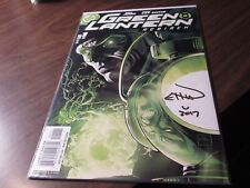 Green Lantern Rebirth #1 Ethan Van Sciver Autograph Signed Comic Book Auto