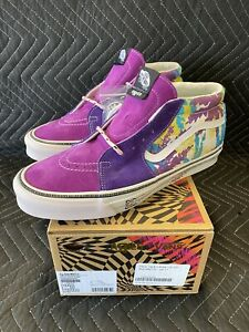 Vans Vault x Aries OG Sk8 Mid LX Weed Bright Size 12 Chukka Boot