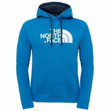 Felpe e tute da uomo blu The North Face in Cotone