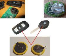 1X Pile Batterie Clé / Clef Bmw E38 E39 E46 E53 E60 E61 E83 E90 E91 X3 X5 Z3 Z4