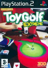Toy Golf Extreme PS2 PLAYSTATION 2 Zoo Digital Publishing