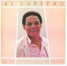 "Al Jarreau - We're In This Love Together - 7"" Record Single"