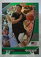 LAMELO BALL 2020-21 PANINI PRIZM DRAFT PICKS #3 GREEN PRIZM ROOKIE RC