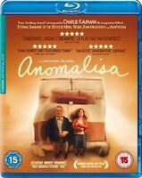 Anomalisa [Blu-ray] [DVD][Region 2]