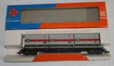 Rungenwagen-Modellbahnen der Spur H0 aus Weißmetall für Wechselstrom