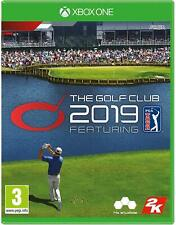 The Golf Club 2019 Featuring PGA Tour Xbox One It Import 2k Games