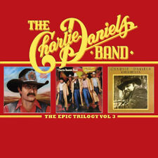 The Charlie Daniels Band : The Epic Trilogy - Volume 3 CD (2016) ***NEW***