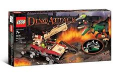 Lego Dino Attack 7477 Iron Predator vs. T-Rex New Sealed