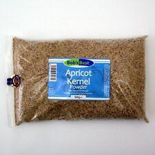 ORGANIC polvere di nocciolo di albicocca - 500g-Nuts & Semi Di Bob's Best