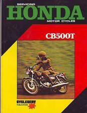 HONDA   CB500T CB500  SERVICE REPAIR WORKSHOP MANUAL NEW 1975