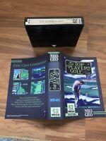 MVS Top Players Golf Neo Geo mit Cover *rar*