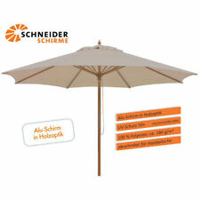 Wasserabweisende Sonnenschirme mit 300cm bis 399cm im Balkonschirm-Stil