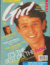 Girl Magazine 17 January 1990   Home & Away  Big Fun  Greg Benson  Craig Thomson