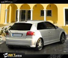 Audi A3 8P 3 portes (2003-2008) - pare-chocs arrière spoiler S3 look